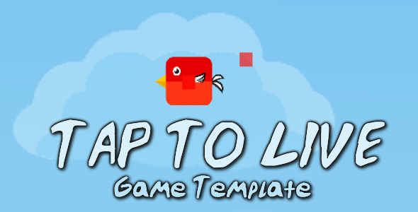 Tap to Live Game Template - CodeCanyon Item for Sale