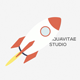 Startup Rocket Logo - VideoHive Item for Sale
