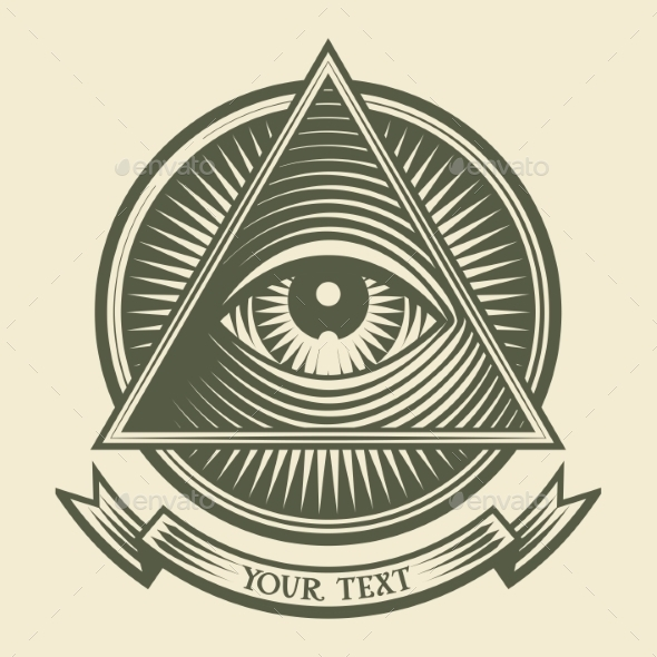All Seeing Eye - Miscellaneous Conceptual
