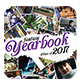 Modern Complex Yearbook - GraphicRiver Item for Sale