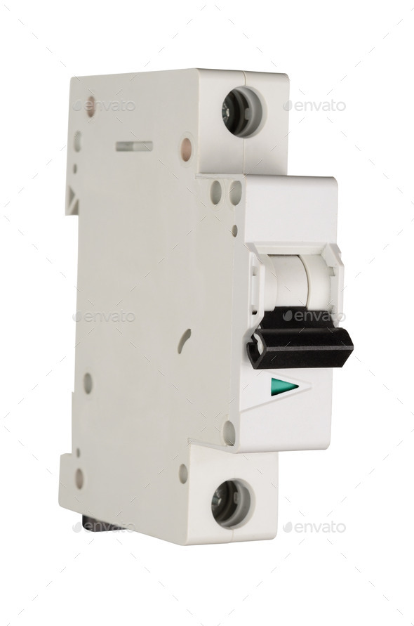 Circuit breaker - Stock Photo - Images