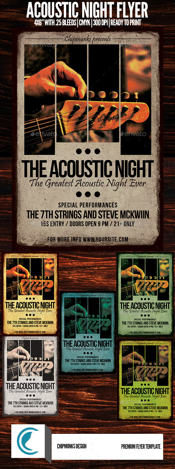 Acoustic Night Flyer - Concerts Events