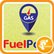 Fuel Point Logo - GraphicRiver Item for Sale