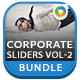 Corporate Slider Bundle - Vol 2 - 10 designs - GraphicRiver Item for Sale