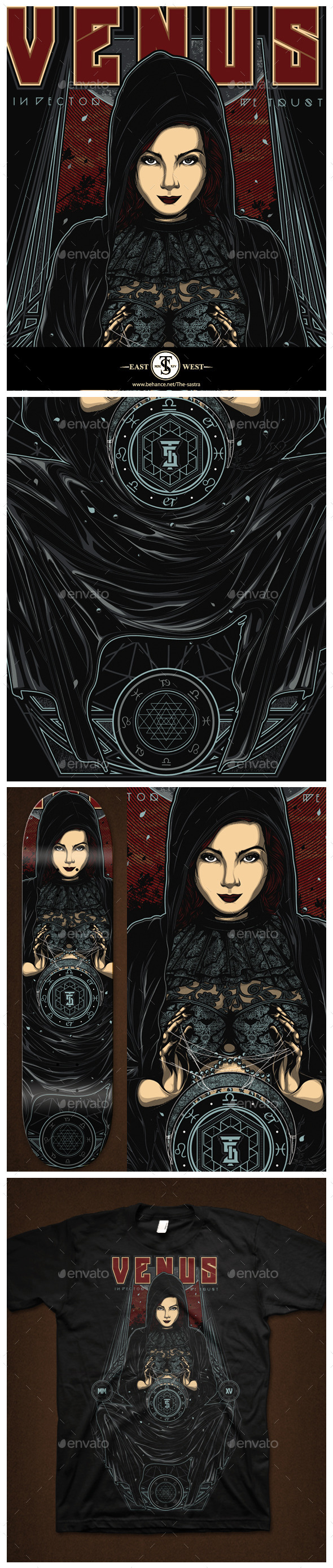 Venus - Grunge Designs