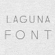 Laguna7 Font - GraphicRiver Item for Sale