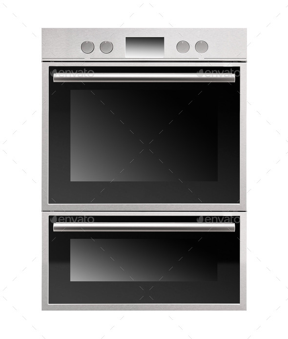 gas cooker - Stock Photo - Images