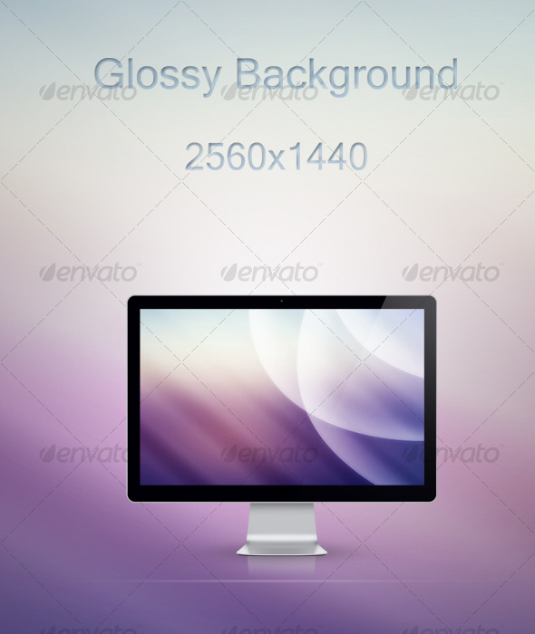 Glossy Wallpaper Pack  - Backgrounds Graphics
