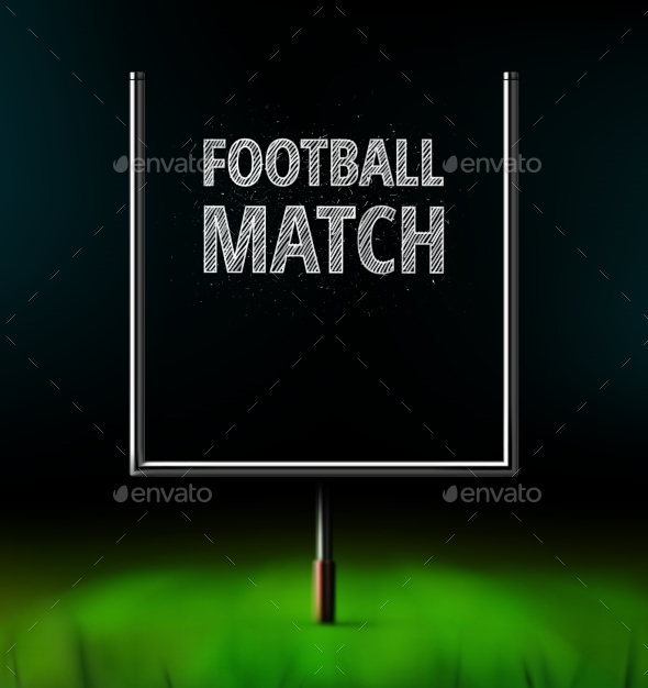 Football Match - Sports/Activity Conceptual