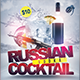 The Russian Cocktail - GraphicRiver Item for Sale