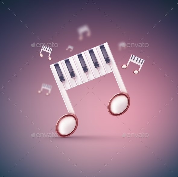 Music Notes - Media Technology