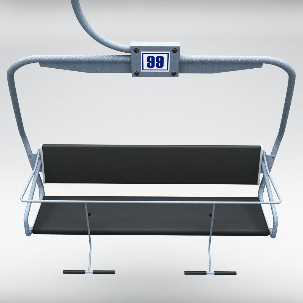 Ski Lift Chair 01 Ski Lift Chair 02 Ski Lift Chair 03 ...
