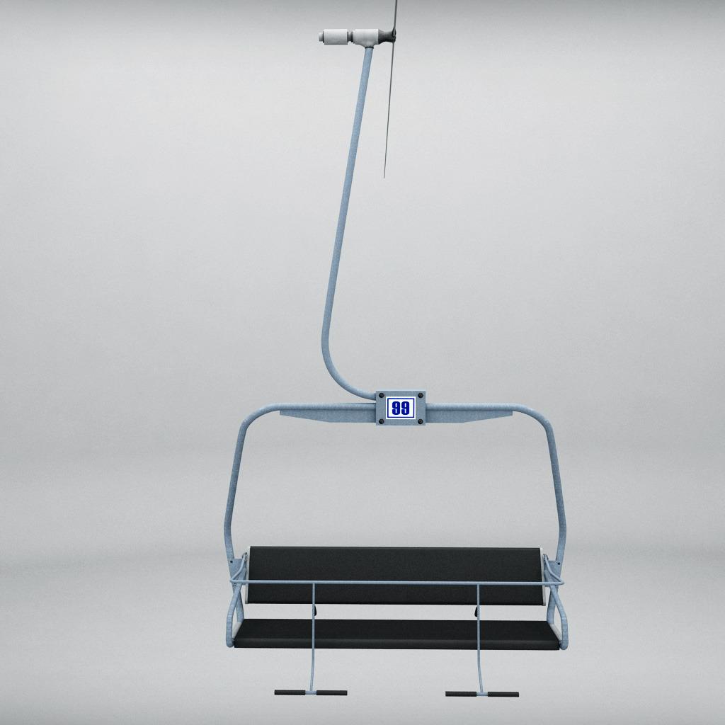 Lift chair table -  Ski Lift Chair 06 Jpg