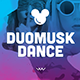 Duomusk Dance Flyer - GraphicRiver Item for Sale