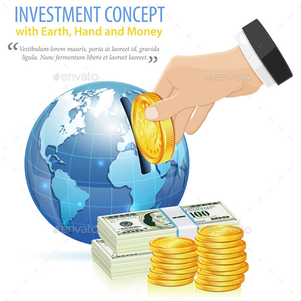 Investment Concept - Concepts Business