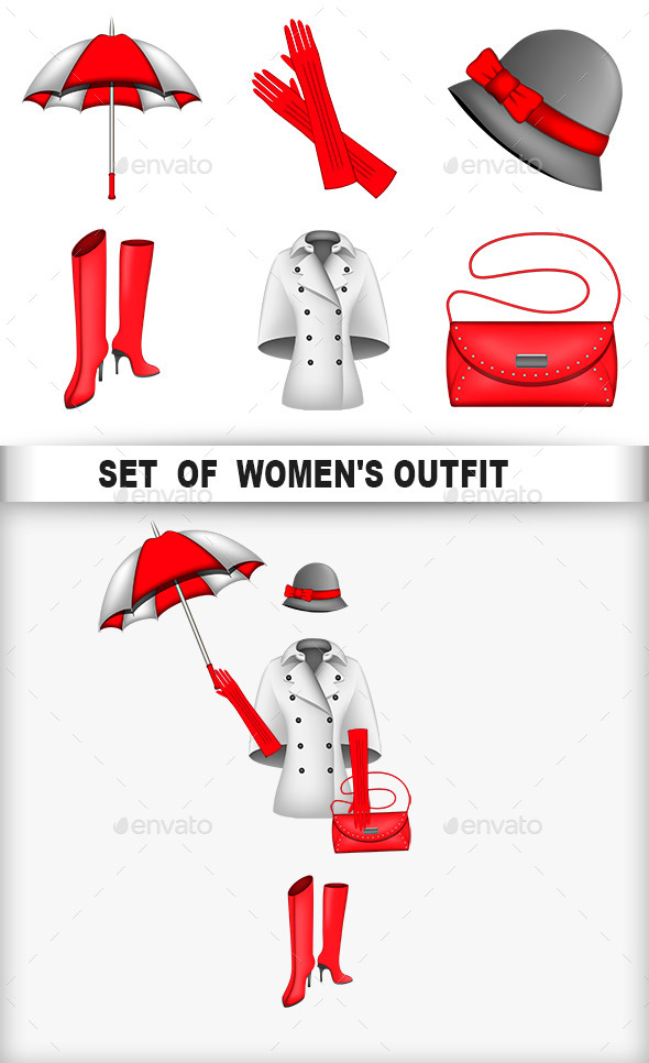 Autumn Accessories - Man-made Objects Objects
