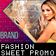 Fashion Sweet Promo - VideoHive Item for Sale