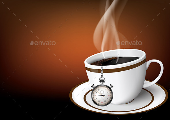 Coffee Time - Miscellaneous Vectors