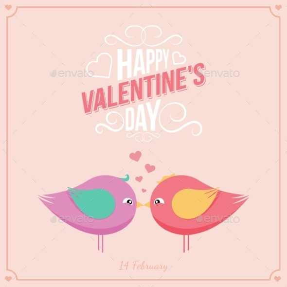 Saint Valentine's  Day Background - Valentines Seasons/Holidays