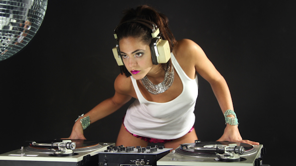 A Sexy Female Dj 8 By Dubassy Videohive