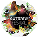 Butterfly Festival Event Flyer - GraphicRiver Item for Sale