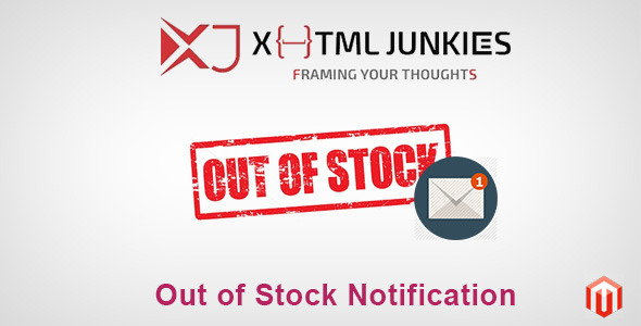Out Of Stock Subscription Extension - CodeCanyon Item for Sale