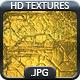 Golden Foil Seamless HD Textures Set v.2 - GraphicRiver Item for Sale