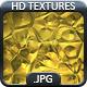 Golden Foil Seamless HD Textures Set v.3 - GraphicRiver Item for Sale