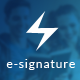 Modern Email E-signature - GraphicRiver Item for Sale