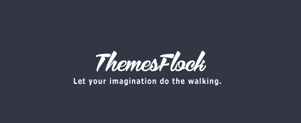 Themesflock homepage