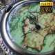 Pocket Watches On The World Map - VideoHive Item for Sale