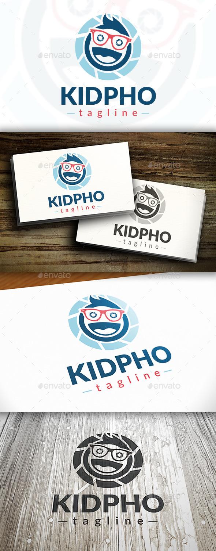Kid Photo Logo - Objects Logo Templates