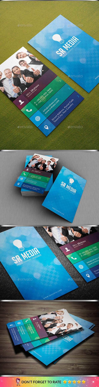 Corporate Business Card Vol. 02 - Corporate Business Cards