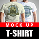 Man T-Shirt Mock Up - GraphicRiver Item for Sale