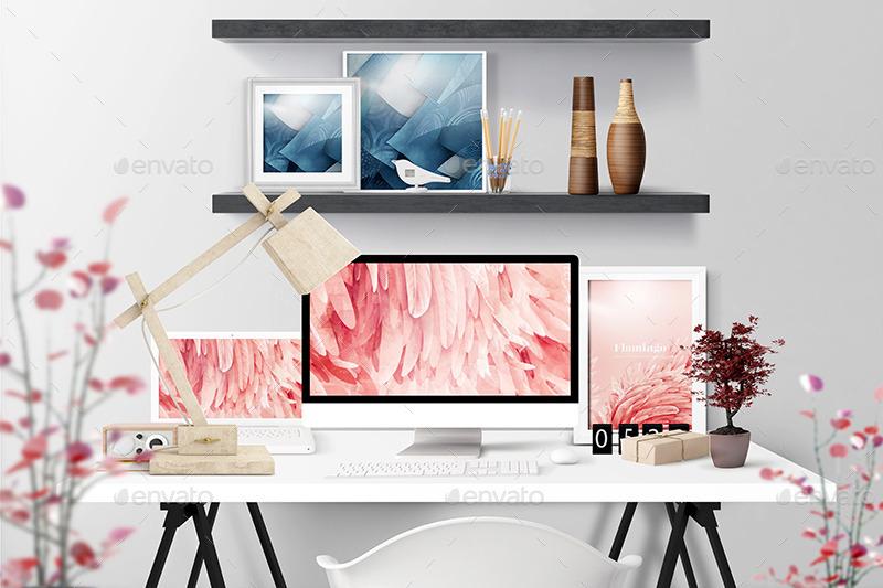 Frame Creator Mockups by Wutip | GraphicRiver