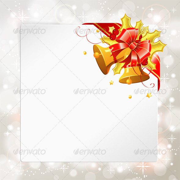 Christmas Frame - Christmas Seasons/Holidays