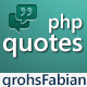 Premium Quotes PHP Script - CodeCanyon Item for Sale