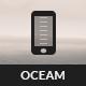 Oceam | Creative Navigation for Mobile & Tablets
