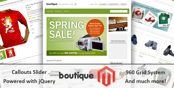 Free Download Boutique - Magento Theme Nulled Latest Version