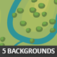 Top Down Game Backgrounds - GraphicRiver Item for Sale