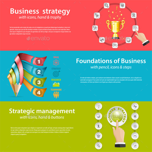 Business Strategy - Concepts Business