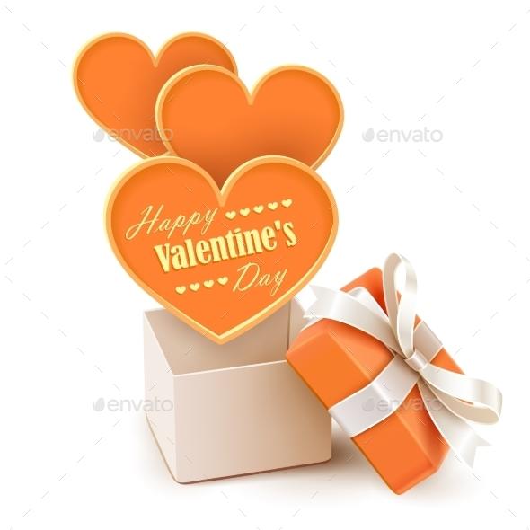 Gift Box - Valentines Seasons/Holidays