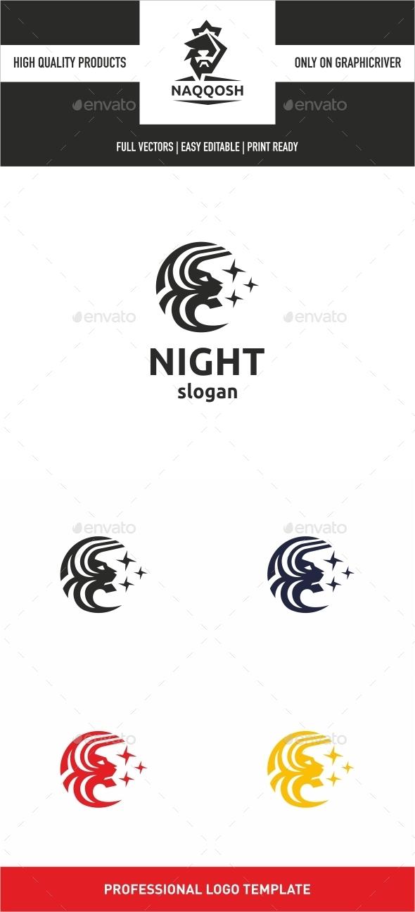Night - Symbols Logo Templates