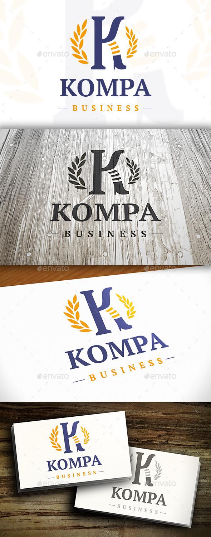 Fashion K Letter Logo - Letters Logo Templates