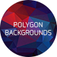 10 Polygon Backgrounds Vol 2 - GraphicRiver Item for Sale