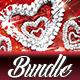 Valentine Flyer Bundle - GraphicRiver Item for Sale