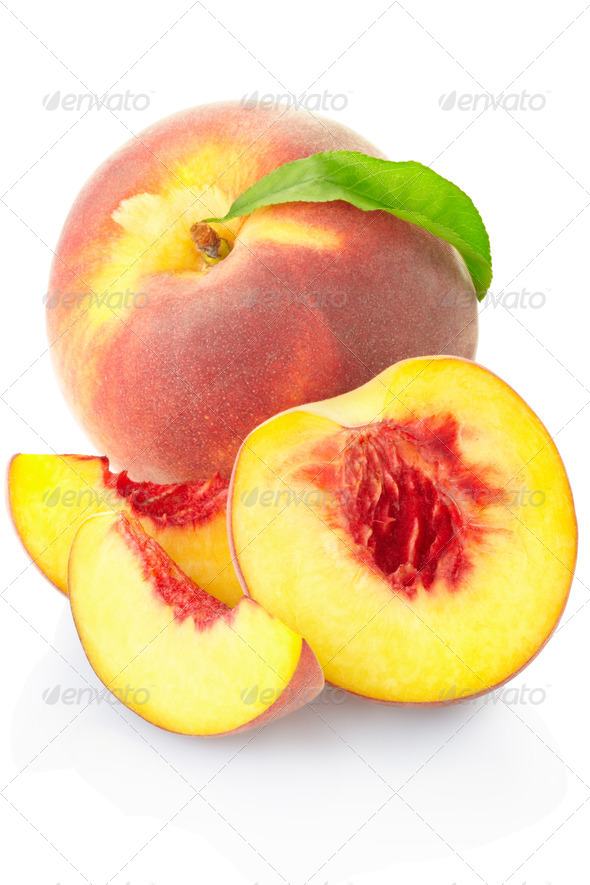 Peach - Stock Photo - Images
