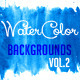 Watercolor Backgrounds 2 - GraphicRiver Item for Sale