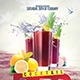 The Red Cocktail - GraphicRiver Item for Sale
