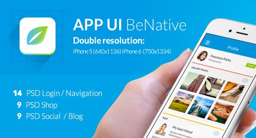 App UI BeNative